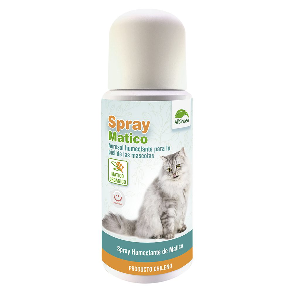 Spray chico gato