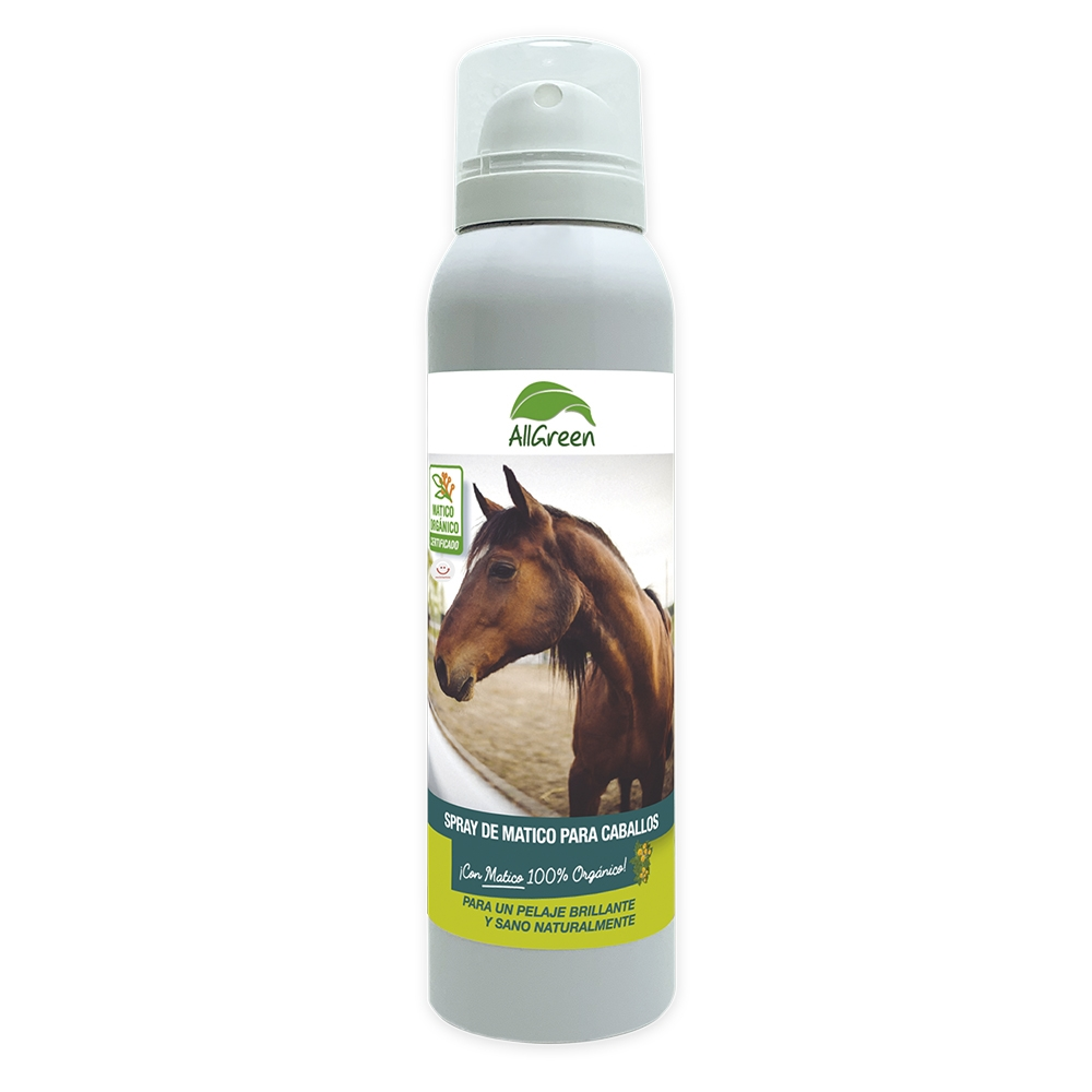 Spray de Matico para caballos 100 ml